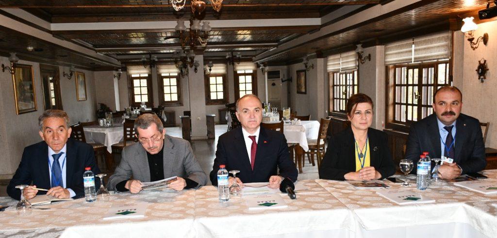 BAKAB Kasım Dönemi Meclis Toplantısı